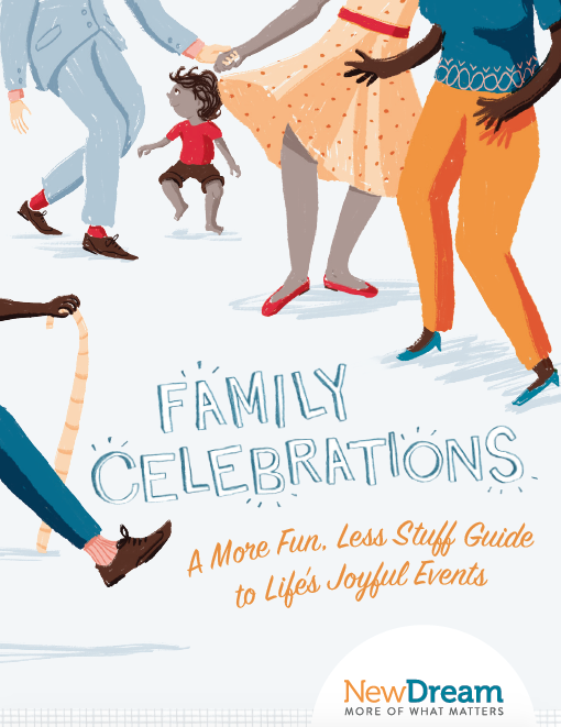 Family Celebrations Guide Cover