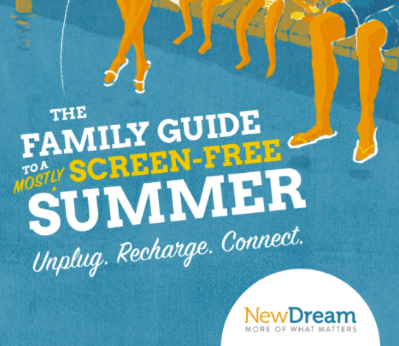 Family Guide To A Mostly Screen Free Summer Cover