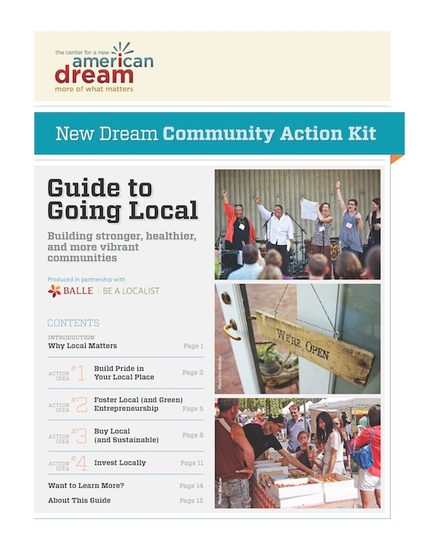 Going Local Cover Small