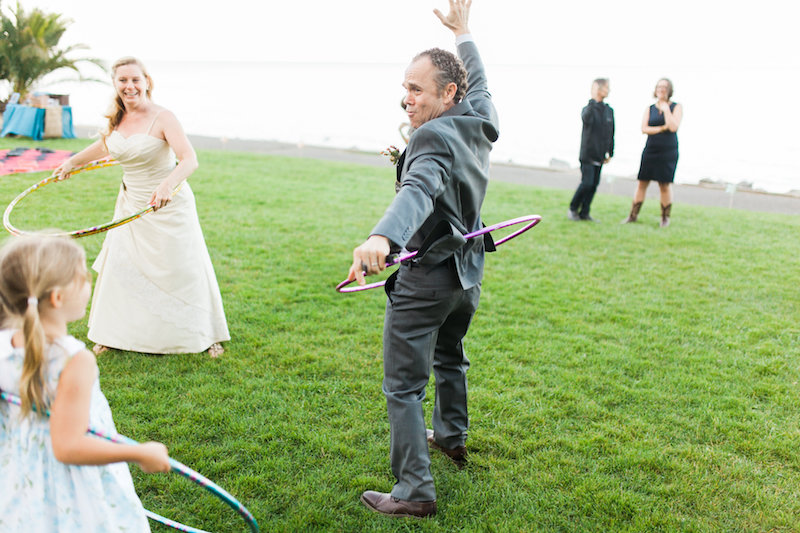 Lawn Game Wedding