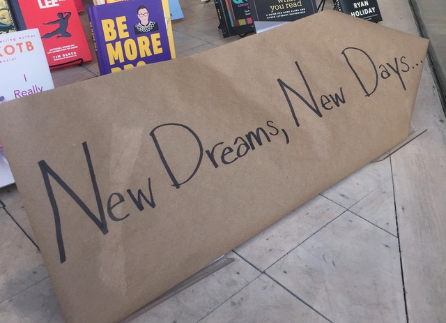 New Dreams New Days