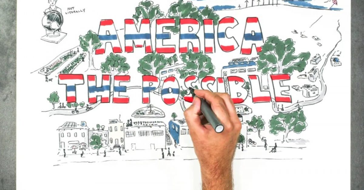 America the Possible – how we can start building the place we