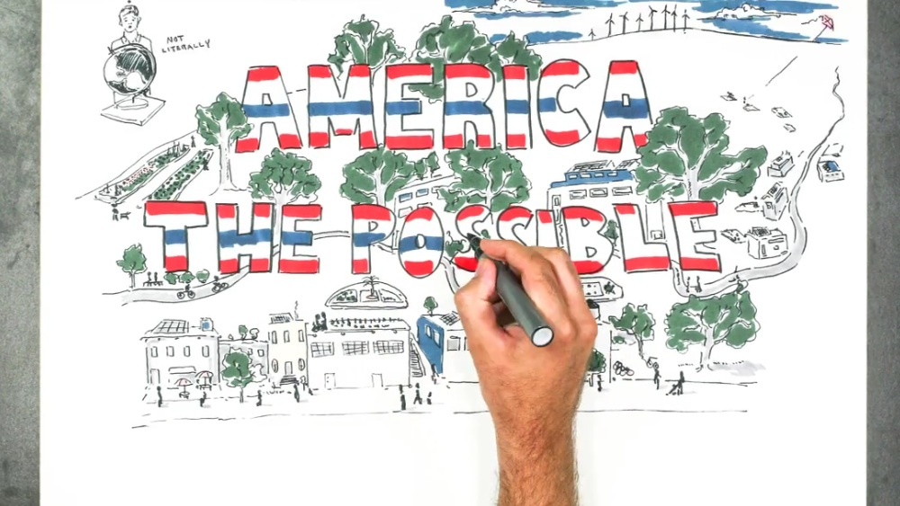 America Possible Screenshot 1