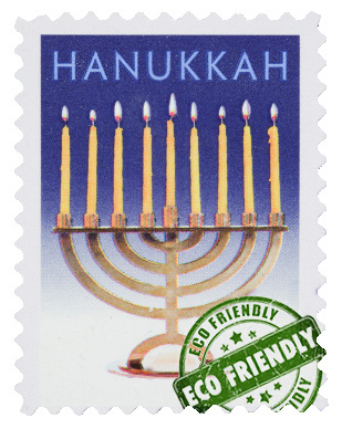 Eco Friendly Hanukkah  Blog