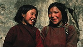 Ladakh Girls