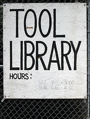 Tool Library 2